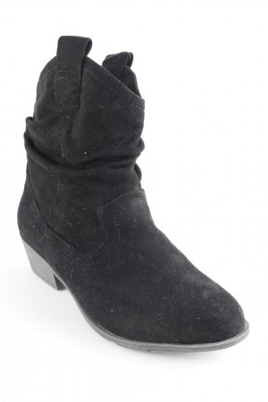 Jane Klain Booties schwarz Casual-Look