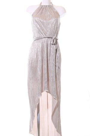 Jane norman Abendkleid silberfarben Elegant