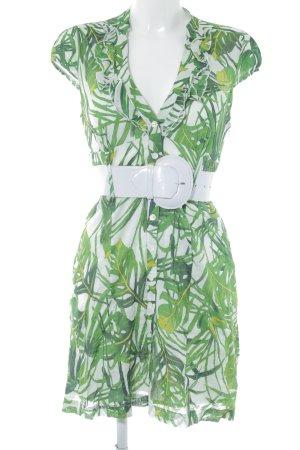 Jane norman Blusenkleid florales Muster Beach-Look