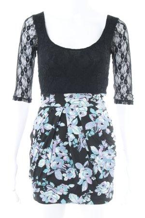 Jane norman Spitzenkleid florales Muster Romantik-Look