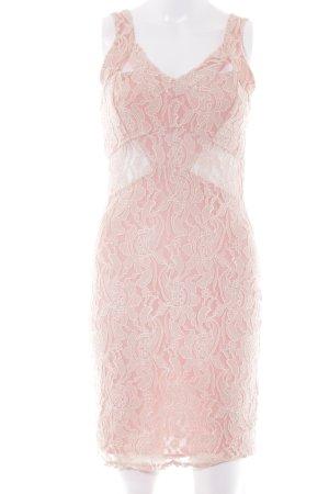 Jane norman Spitzenkleid rosa Party-Look