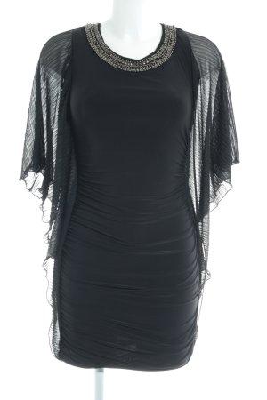 Jane norman Stretchkleid schwarz extravaganter Stil