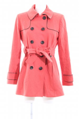 Jane norman Trenchcoat rot Casual-Look