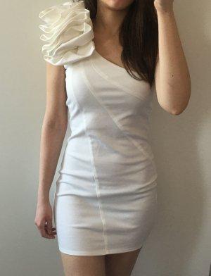 Jane Norman weißes, elegantes Kleid
