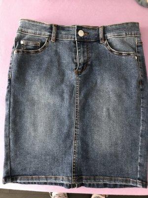 Jane Skirt Jeans Rock