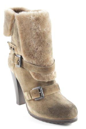 Janet & Janet High Heel Stiefel mehrfarbig extravaganter Stil