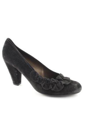 Janet & Janet High Heels schwarz Elegant