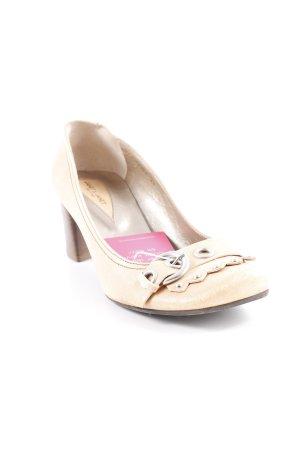 Janet & Janet Zapatos Informales beige estilo clásico