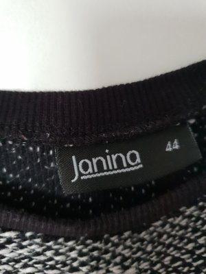 Janina Shirt Body black-grey