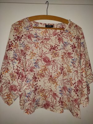 Janina Top extra-large multicolore