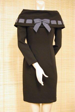 japanisches Vintage-Kleid, Gr. 36