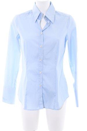 Jaques Britt Hemd-Bluse himmelblau Business-Look