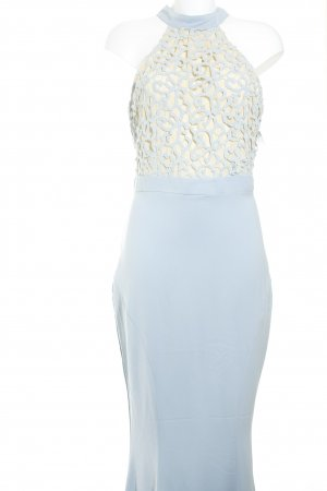Jarlo Abendkleid hellblau-beige Elegant