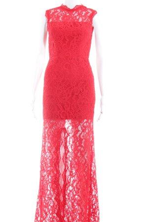 Jarlo Lace Dress red elegant
