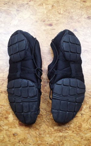 Ballerines pliables noir