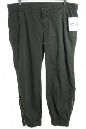 JBRAND Chino verde bosque look casual