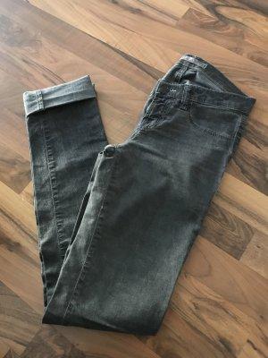JBRAND Jeans a sigaretta grigio