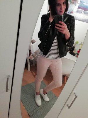 JBrand Jeans Denim Röhre Skinny Slim Fit rose rosa Pastell 26