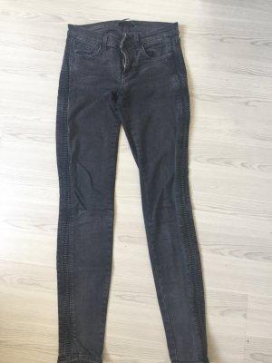 JBrand Jeans schwarzgrau, Liberty Skinny Gr. 26