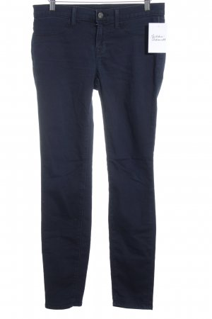 JBRAND Jeggings dunkelblau Casual-Look