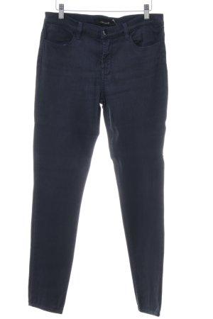 JBRAND Skinny Jeans dark blue casual look