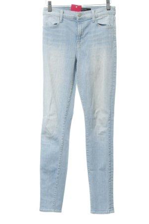 JBRAND Skinny Jeans himmelblau Casual-Look