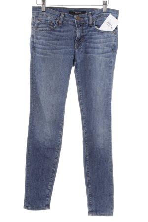 JBRAND Skinny Jeans stahlblau Casual-Look