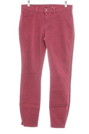 JBRAND Slim Jeans rot Casual-Look