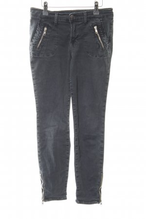 JBRAND Slim Jeans anthrazit Casual-Look