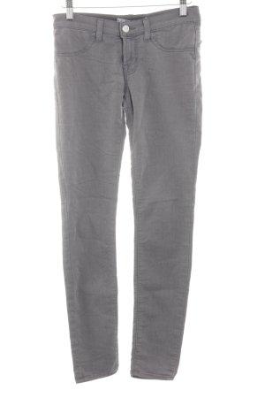 JBRAND Slim Jeans hellgrau Casual-Look