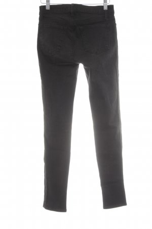 JBRAND Jeans slim fit nero stile casual