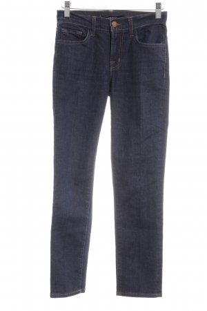 JBRAND Straight-Leg Jeans dunkelblau Casual-Look