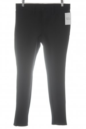 JBRAND Stretchhose schwarz Business-Look