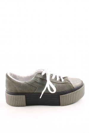 JC Lace-Up Sneaker multicolored casual look