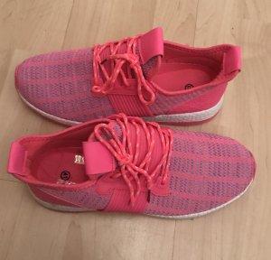 JD-2 Damen Sportschuhe Turnschuhe Schuhe pink 41 neu