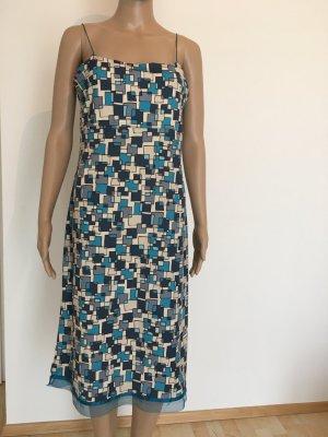 Jaqueline de Yong Midi Dress multicolored