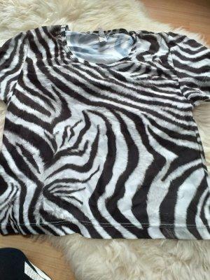 Jeam Marie Set Shirt& Slip Animal Gr.S/M