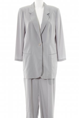 Jean Claire Trouser Suit grey business style