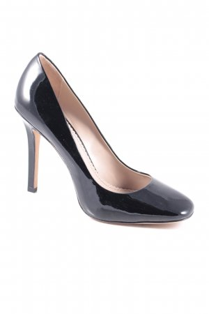 Jean-Michel Cazabat High Heels schwarz Eleganz-Look