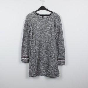 Jean Pascale Kleid Gr. S schwarz weiß meliert