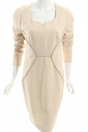 Jean Paul Berlin Cocktailkleid hellbeige Eleganz-Look