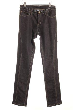 Jean Paul Berlin Stretch Jeans schwarz-dunkelblau schlichter Stil