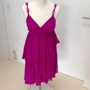 Jean Paul Gaultier Kleid S neu pink