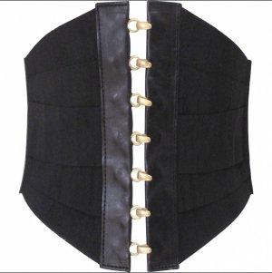 Jean Paul Gaultier Cintura vita nero
