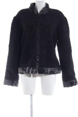 Jean Paul Gaultier Chaqueta de lana negro elegante