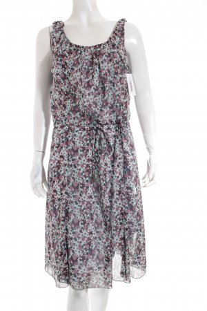 Jean Paul Kleid florales Muster Casual-Look