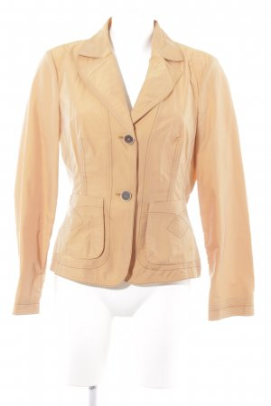 Jean Paul Kurz-Blazer apricot Business-Look