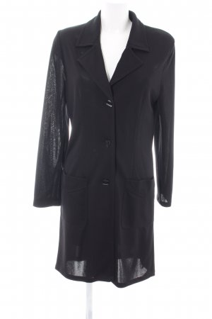 Jean Paul Long-Blazer schwarz Business-Look