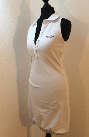 Jean´s Paul Gaultier Polo- Kleid Weiß in Größe: 36 / S