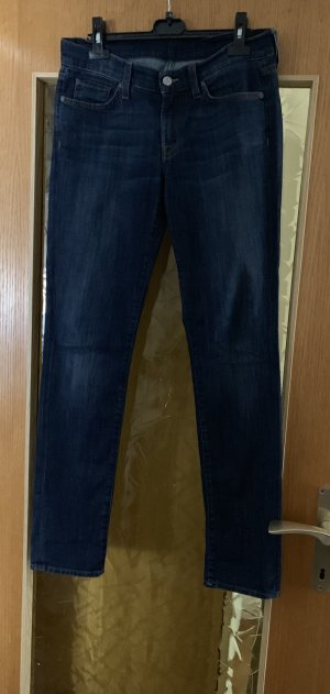7 For All Mankind Vaquero slim azul oscuro